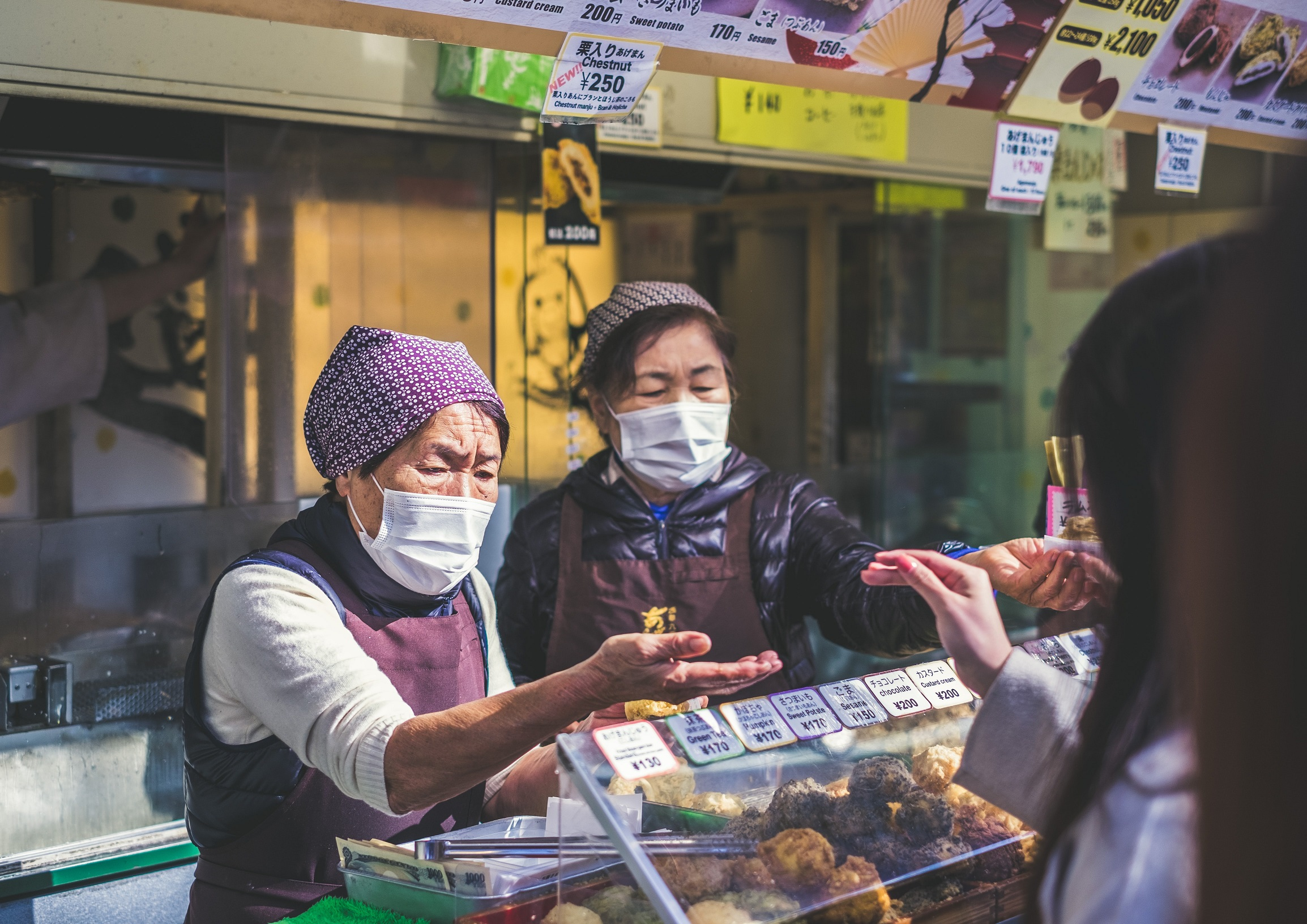 Japan's Daily Life: Effects of COVID-19