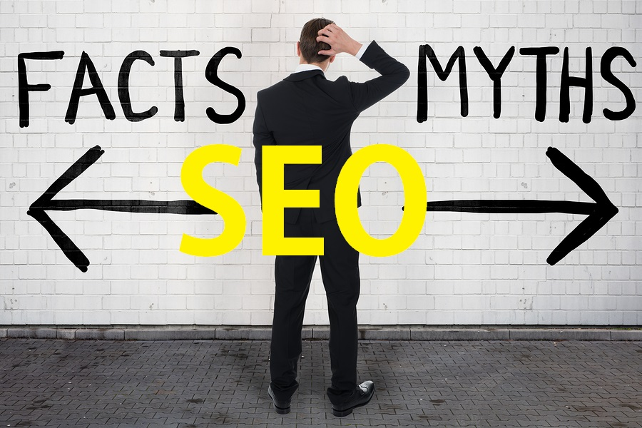 The Truth and Myths About SEO